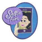 Girl Scout Selfie Fun Patch