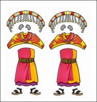 World Thinking Day Traditional Kenya Clothing