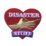Disaster Relief Patch