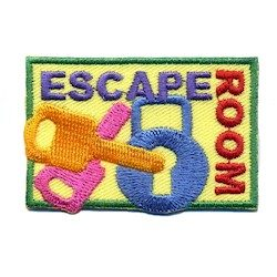 Escape Room Girl Scout Patch