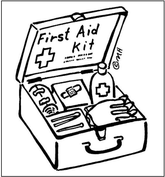 first aid coloring pages First Aid Coloring Page   MakingFriendsMakingFriends first aid coloring pages