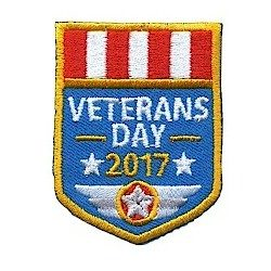 Veteran's Day 2017 Fun Patch