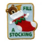 Fill a Stocking Fun Patch