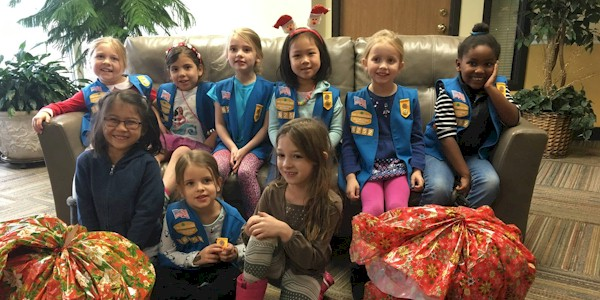 Girl Scout Daisy Donations