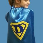 Daisy Girl Scout Superhero Cape