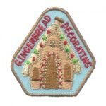 Gingerbread Decorating Fun Patch