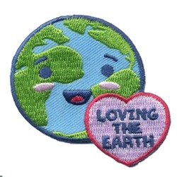 Girl scouts Clean Earth Helper