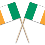 Ireland Toothpick Flags