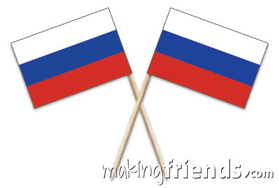 Russia Toothpick Flags via @gsleader411