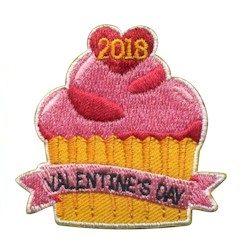 2018 Valentine's Day Fun Patch