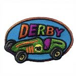 Pinewood Derby Fun Patch