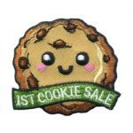 first-cookie-sale-fun-patch