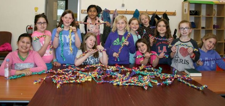 Shelter Helper Girl Scout Challenge