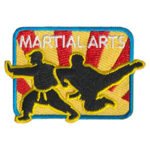 Martial Arts Fun Patch