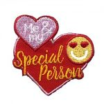 Me & My Special Person Fun Patch