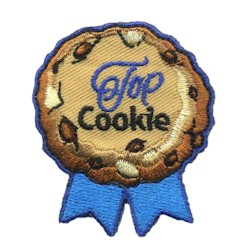 Girl Scout Top Cookie Fun Patch
