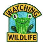 Watching Wildlife Fun Patch