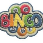 Bingo Girl Scout Patch