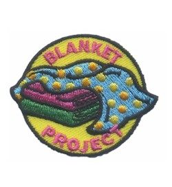 Blank Project Girl Scout Fun Patch