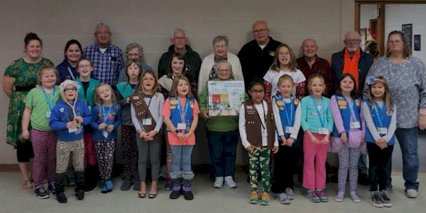 Girl Scout Community Service