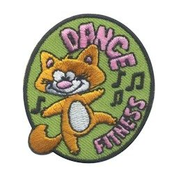 Dance Fitness Patch