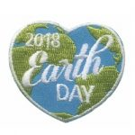 Earth Day 2018 Girl Scout Fun Patch