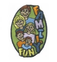 Family Fun Patch