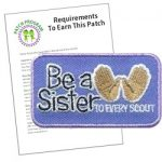 Be a Sister Patch Program