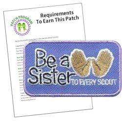 Be a Sister Patch Program®