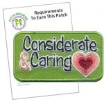 Considerate and Caring Patch Program