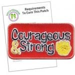 Courageous and Strong Patch Program