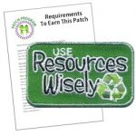 Use Resources Wisely Patch Program