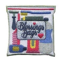 Girl Scout Blessing Bags Fun Patch
