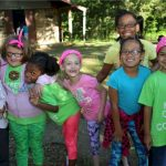 Daisy Girl Scout Summer Camp