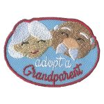 Girl Scout Adopt a Grandparent Patch