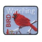 Bird Watching Patch