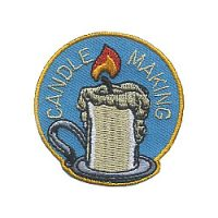 Candle Making Patch