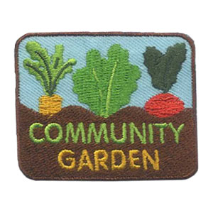 Community Garden Patch