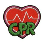 Girl Scout CPR Fun Patch