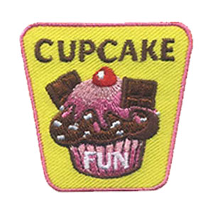 Cupcake Patch. Baking them, decorating them, eating them... what's not fun about cupcakes? Have a local baker share their skills and tips with your girls so they can learn tips and tricks for baking and decorating cupcakes. Your troop or service unit can host a contest for the girls or make it a scout and someone special event. Cupcake decorating is also a great activity for your recruitment event. Like the patch says, get the girls together and have some Cupcake Fun! via @gsleader411