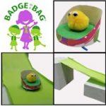 Daisy Roller Coaster Design Challenge Badge