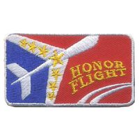Girl Scout Honor Flight Patch