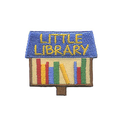 Little Library Fun Patch