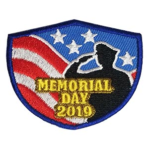 Memorial Day 2019 Patch. Parades, flag laying, wreath ceremonies... These are some of the ways your scouts can show their patriotism this Memorial Day. Help your scouts choose an appropriate activity so they can wear the Memorial Day 2019 patch with pride. Available at MakingFriends®.com. via @gsleader411