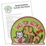 Shelter Helper Patch Program