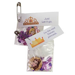 Girl Scout Princess SWAP Kit