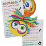 Girl Scouts Boom Boom SWAP Kit