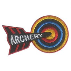 Girl Scout Archery Patch