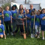 Brownie Earth Day Project