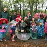 Girl Scout Rainy Camporee